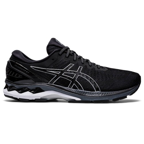 Asics Gel Kayano 27 Men's Black/Pure Silver