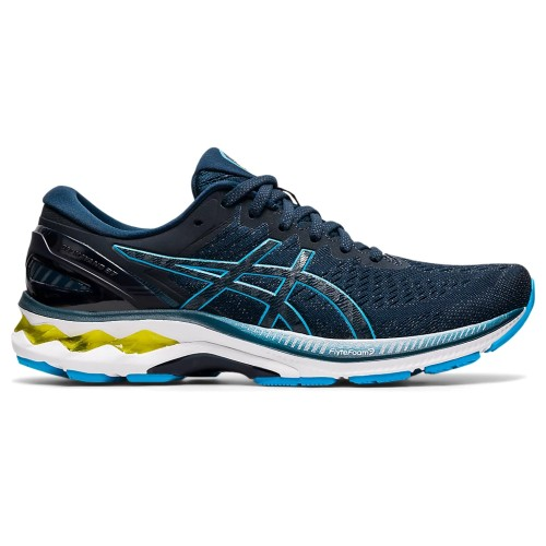 Asics Gel Kayano 27 Men's French Blue/Digital Aqua