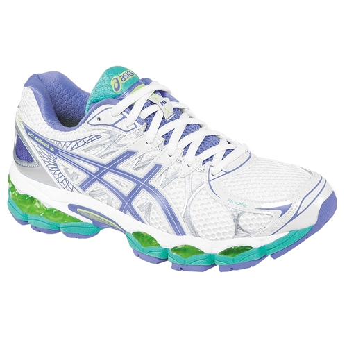 asics gel nimbus 16 women 39 s white periwinkle mint running free canada. Black Bedroom Furniture Sets. Home Design Ideas