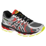Asics Gel Nimbus 16 Men's Titanium/Black/Red