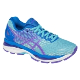 Asics Gel Nimbus 18 Women's Turquoise/Irish/Blue