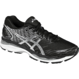 Asics Gel Nimbus 18 Men's Black/Silver/Carbon