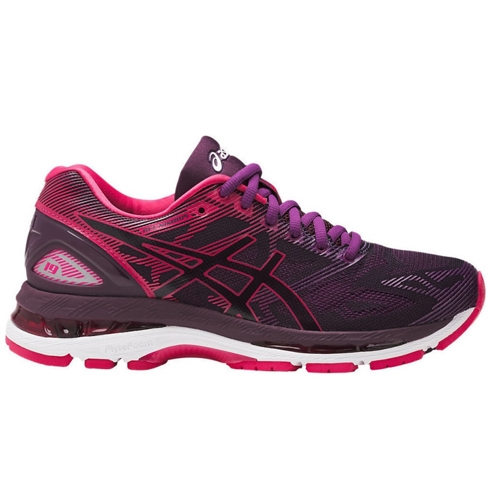 Asics Gel Nimbus 19 Women's Black/Pink/Winter