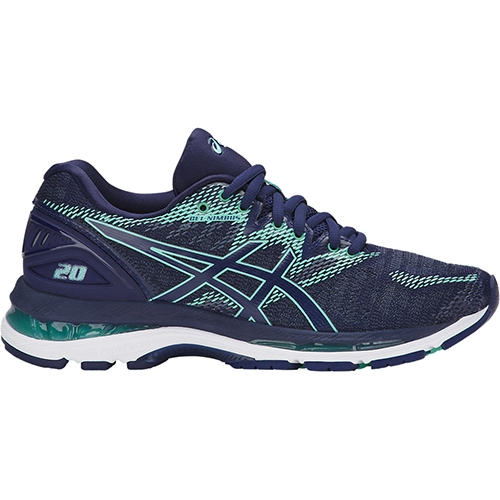 Asics Gel Nimbus 20 Women's Indigo Blue/Green