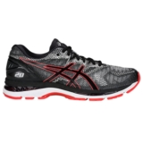 Asics Gel Nimbus 20 Men's Black / Red Alert