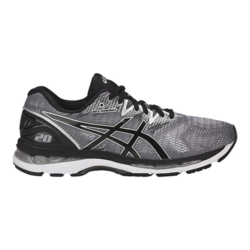 Asics Gel Nimbus 20 Men's Carbon/Black/Silver