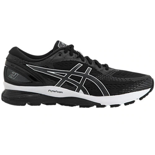 Asics Gel Nimbus 21 Men's Black / Dark Grey