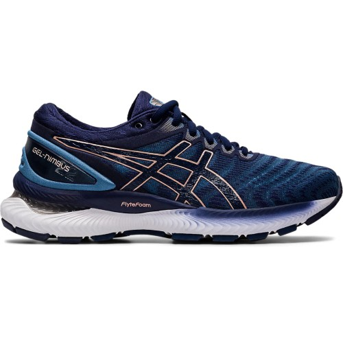 Asics Gel Nimbus 22 Women's Grey Floss/Peacoat
