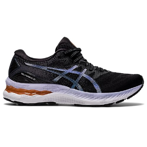 Asics Gel Nimbus 23 Women's Black/Carrier Grey