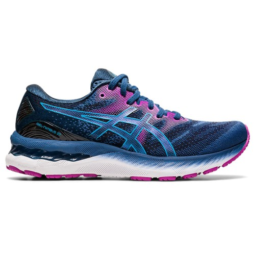 Asics Gel Nimbus 23 Women's Grand Shark/Aqua
