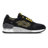 Asics Gel Respector Men's Black/Dark Grey