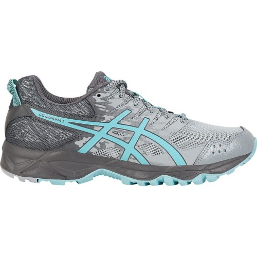 Asics Gel Sonoma 3 Women's Grey/Aqua/Carbon