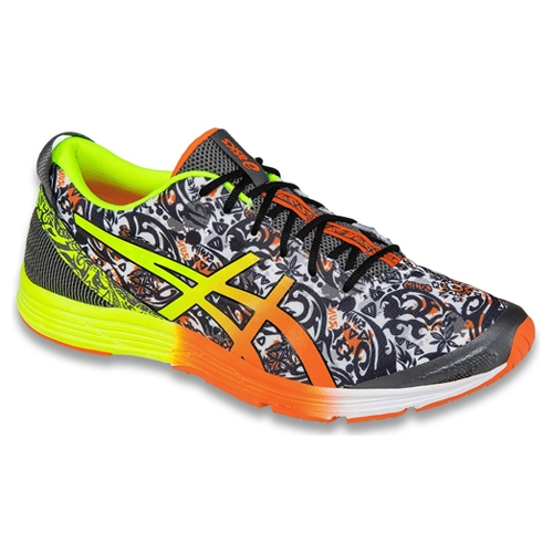 Asics Gel-Hyper Tri 2 Men's Black/Hot Orange/Flash - Asics Style # T628N.9030 S16