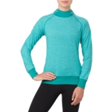 Asics Hoodie Women's Lake Blue Heather