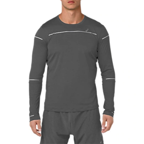 Asics Lite-Show Ls Top Men's Dark Grey