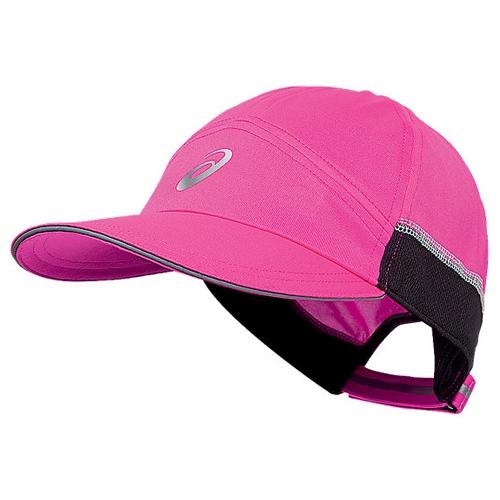 Asics Lite-Show Run Cap Women s Pink Glo - Asics Style   ZC2448.0692 dff49176f1f7