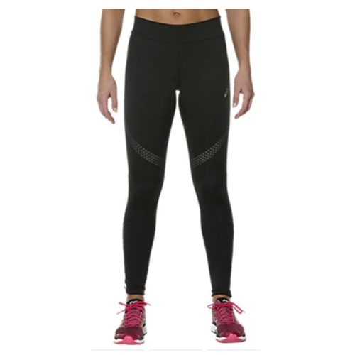 6fc7fd56ef2c63 Asics Lite-Show Winter Tight Women's Performance Black - Asics Style #  2012A002.002