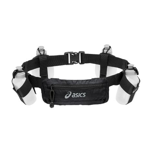 Asics Long Haul 4 Bottle Belt Unisex Performance Black