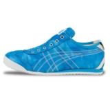 Asics Mexico 66 Slip-On Women's Mid Blue/White