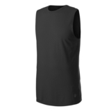 Asics Muscle Tank Men's Performance Black