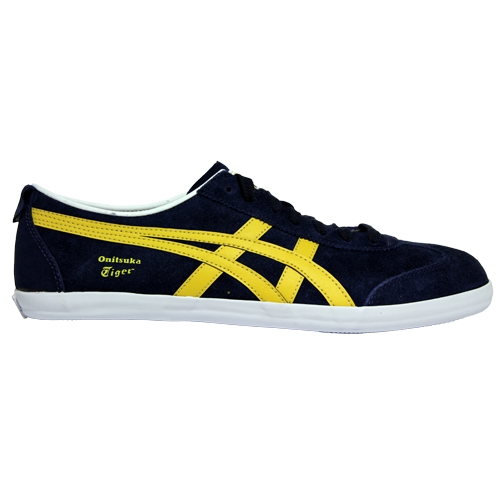 newest collection 236d7 1230b Asics Onitsuka Tiger Mexico 66 Unisex Navy/Yellow - Running ...
