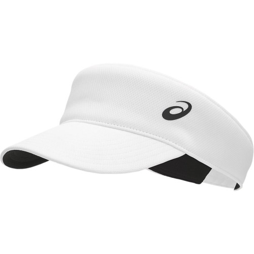 Asics Performance Visor Unisex Brillant White
