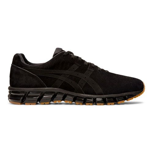 Asics Quantum 360 Leather Men's Black/Black