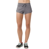 Asics Reversible Short Women's Charcoal Heather