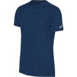 Asics Run Short Sleeve Tee Men's Indigo Blue