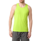 Asics Run Singlet Men's Energy Green