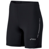 "Asics Run Sprinter Short 6.5"" Women's Black"