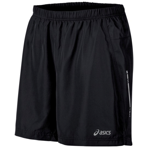 "Asics Run Woven Short 7"" Men's Performance Black"