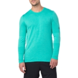 Asics Seamless LS Men's Lake Blue Heather