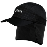 Asics Second Wind Fleece Cap Unisex Black