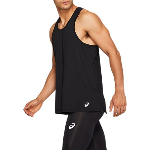 Asics Singlet Men's Performance Black