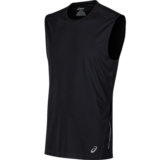 Asics Sleeveless Top Men's Performance Black