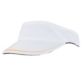 Asics Speed Chill Visor Unisex White/Fuzzy Peach