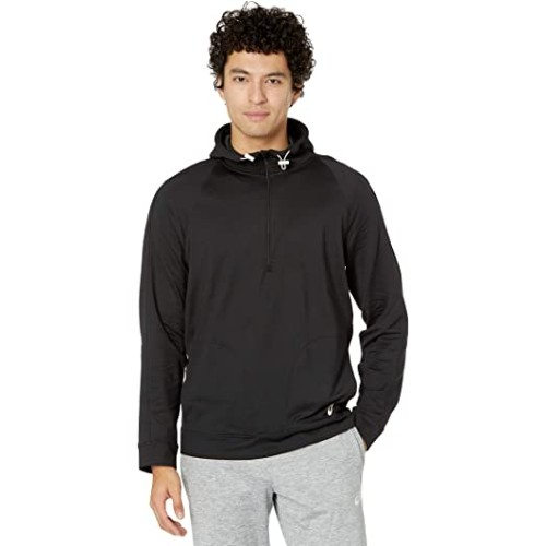 Asics Therm 1/2 Zip Fl Hoody Men's Performance Black