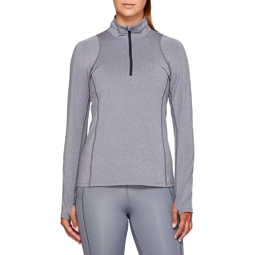Asics Thermopolis Half-Zip Women's Metropolis Heather