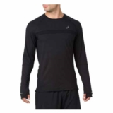 Asics Thermopolis Plus LS Men's Black Heather/Black