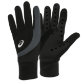 Asics Windblock Glove Unisex Black/Dark Grey
