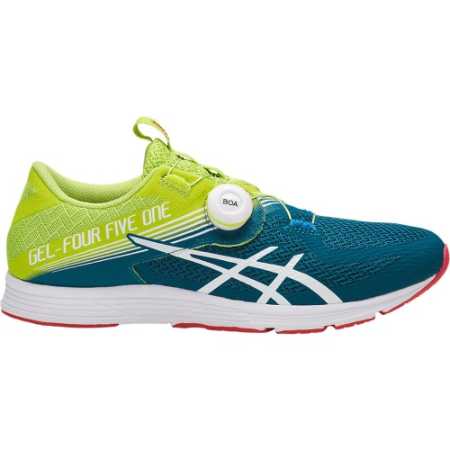 Asics-Gel-451 Men's Neon Lime/White