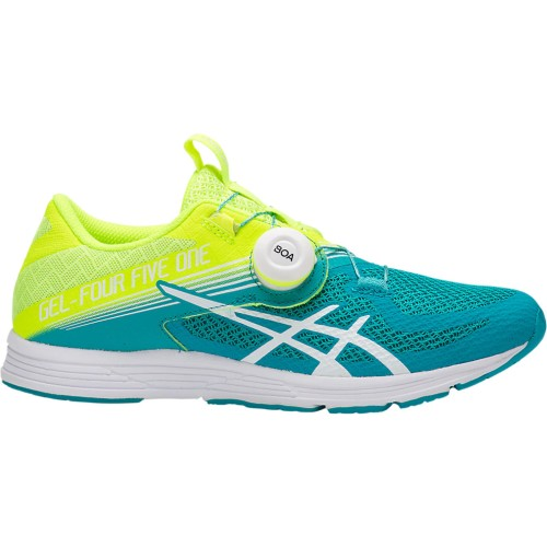 Asics-Gel-451 Women's Flash Yellow/Lagoon