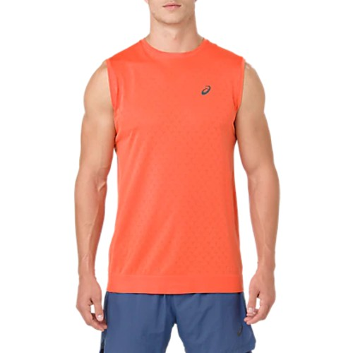 Asics-Gel-Cool-SS-Top Men's Nova Orange