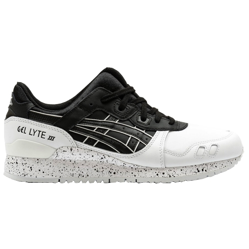 Asics-Gel-Lyte-III Men's Black/Black