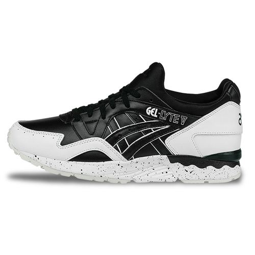 Asics-Gel-Lyte-V Men's Black/Black