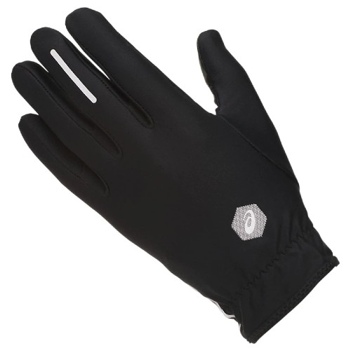 Asics-Lite-Show-Gloves Unisex Performance Black