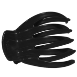 BOA Hair Clip Pitch Black