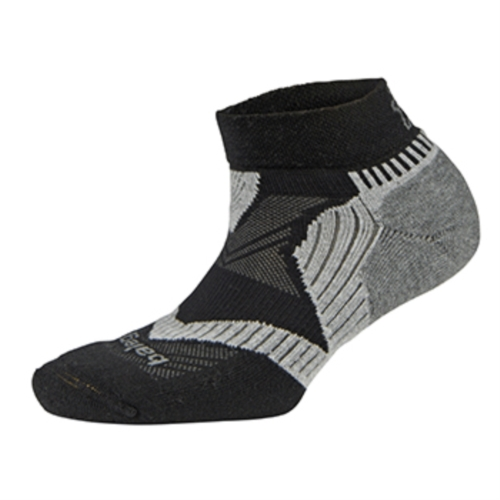 Balega Enduro 2 Low Cut Unisex Black/Grey