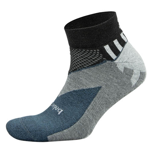 Balega Enduro Low Cut Unisex Black/Charcoal